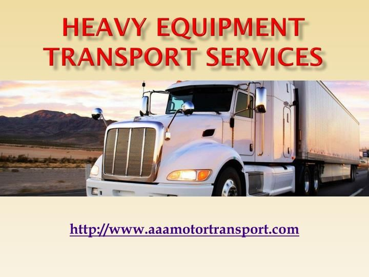 With time the need and scale of new rv transport is growing in use and there are some wide range of service providers coming up in the market. The best thing associated with heavy equipment transport company is that they helps in sending goods from one place to another making sure goods are all properly taken care.