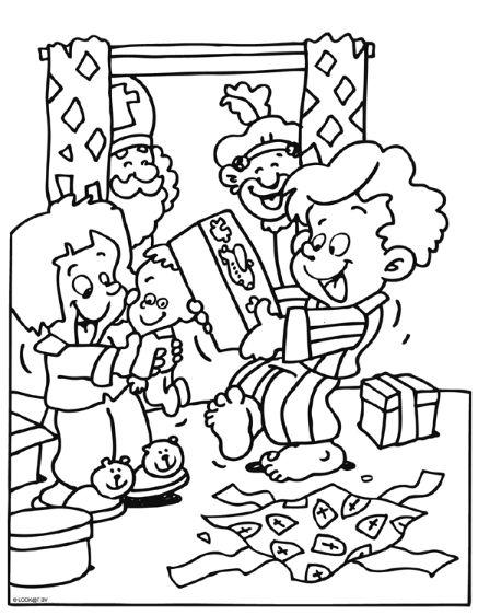 Speelgoed van Sinterklaas
