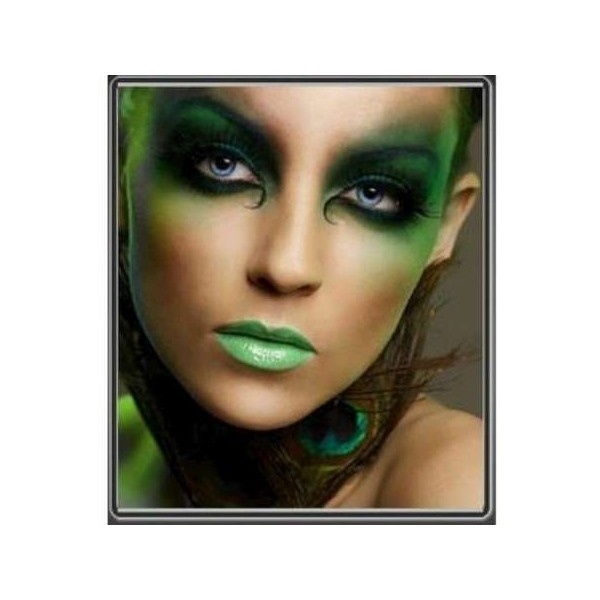Picture 10901 « Halloween Costume ideas: Fairy Make up | ShinyStyle found on Polyvore