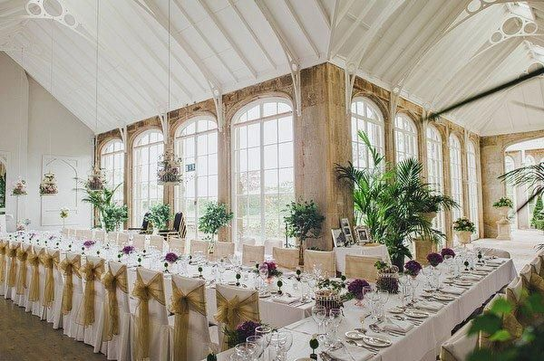 The West Wing, Crom Castle » Wedding Reception