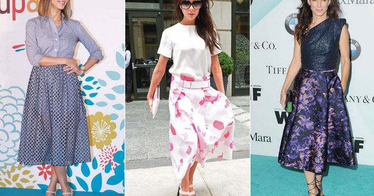The calf-skimming ensemble is perfect for hot summer days and we've picked the best from the high street for you
