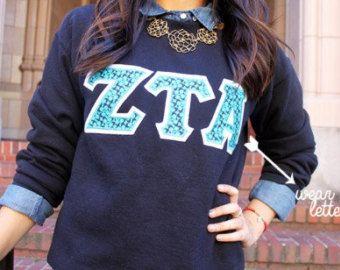 greek letter sweatshirts - Google Search