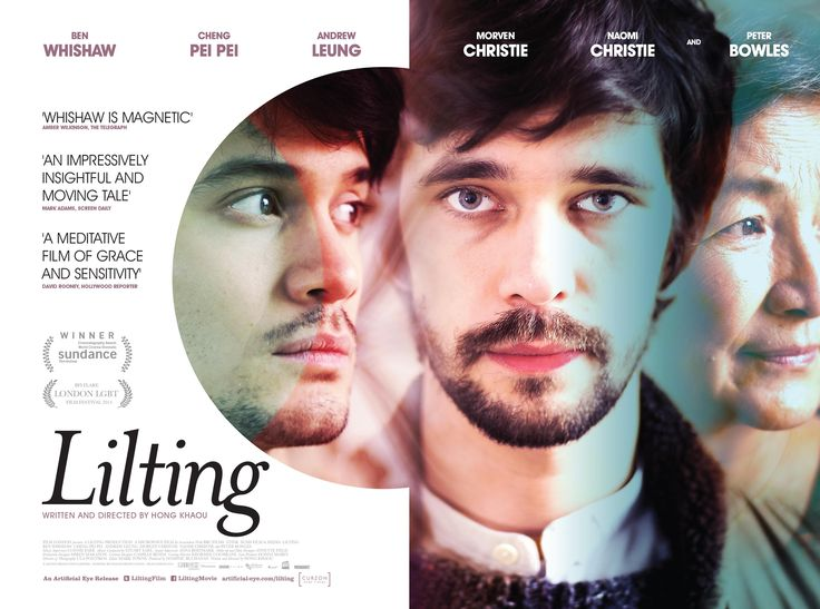 The UK poster for #Lilting, the stunning drama directed by #HongKhaou - in cinemas and on demand from 8 August. http://www.LiltingFilm.com