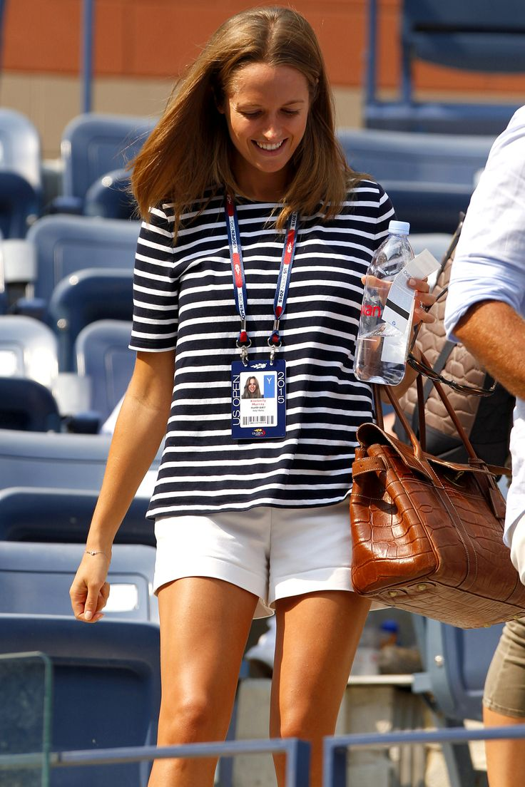 As Kim Sears gets set to become the new Mrs Andy Murray, we take a look at her fashion choices and style hits...