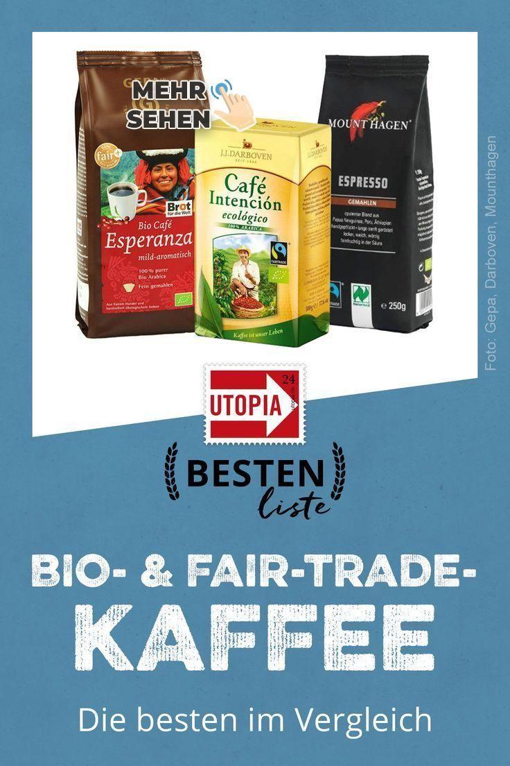 Trinken Sie Morgens Einen Guten Kaffee Und Beginnen Sie Den Tag Richtig Was Fur Bio Kaffee Kaffee Fairtrade Kaffee