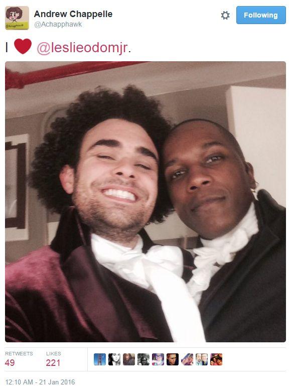 Mr. Jefferson, congratulations! [x x x]