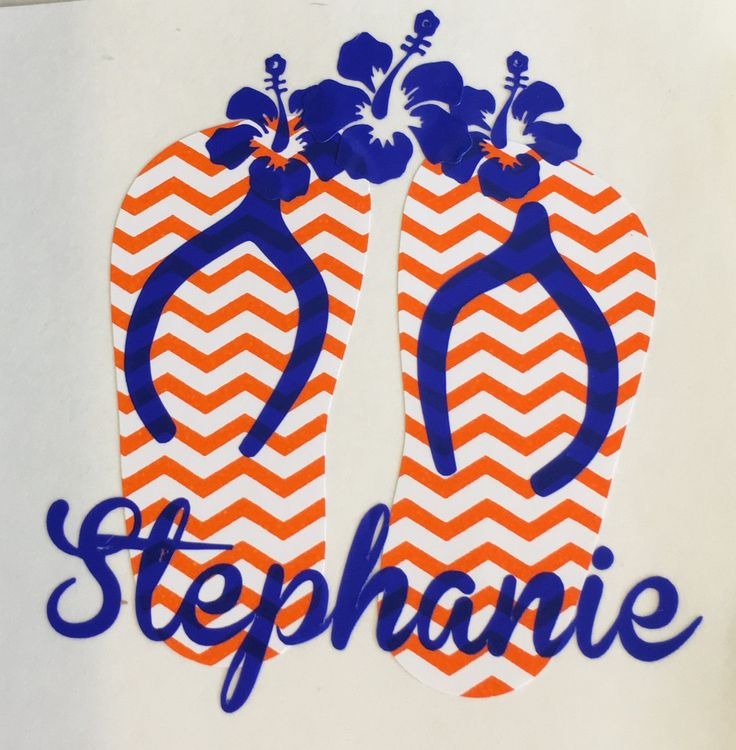 Cup Design Ideas creative cups mugs design 31 Florida Gators Inspired Chevron Flip Flops And Flowers Decal For Yeti Tumbler With Name Monogram
