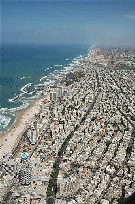 Tel Aviv: Bauhaus, bars and beach make Israel's second city weekend break heaven