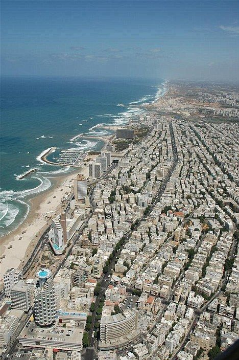 Tel Aviv: Bauhaus, bars and beach make Israel's second city weekend break heaven.  One of my favorite cities all over the world..