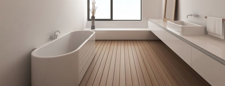 Strakke badkamer meubels en houten vloer scheepsdekvloer natuurlijk warm wit pinterest - Tegels badkamer vloer wit zwemwater ...