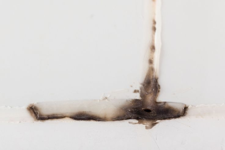 How Do I Clean Black Mold in Shower Silicone?