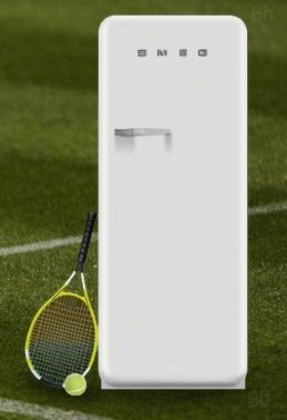 Smeg returns to the All England Club, Wimbledon in 2013 to sponsor the key match between Andy Murray and Tommy Robredo in the third round on Centre Court, Friday 28th June. Why not watch live on the BBC