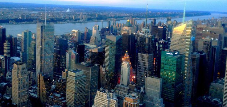 Si vous partez pour la première fois à New York, la préparation d'un planning est utile pour organiser vos visites. Ce planning vous servira...