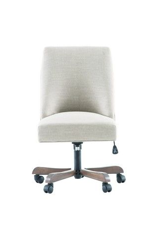 Office Chair with Swivel Seat - Products - 1825 interiors
