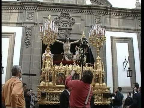 Salida de la Hermandad de Santa Cruz (Sevilla) - Martes Santo 2008