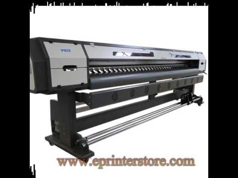 Cheap 3 2m WER ES3202, high resulution dx5 head printer