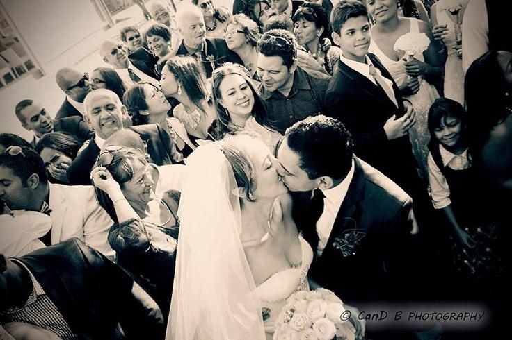 You may kiss the bride - Durbanville Bon  Amis