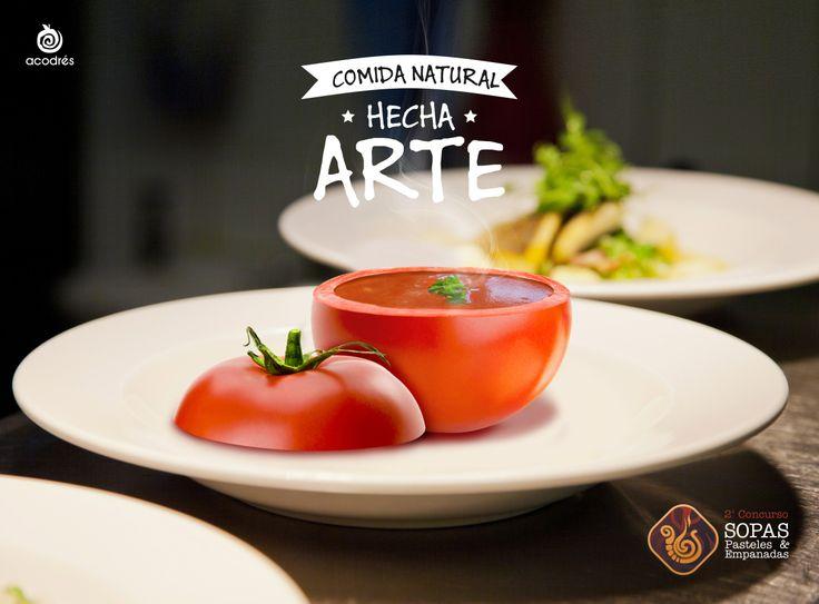 Acodres, Concurso: Sopas, Pasteles & Empanadas - Colorama