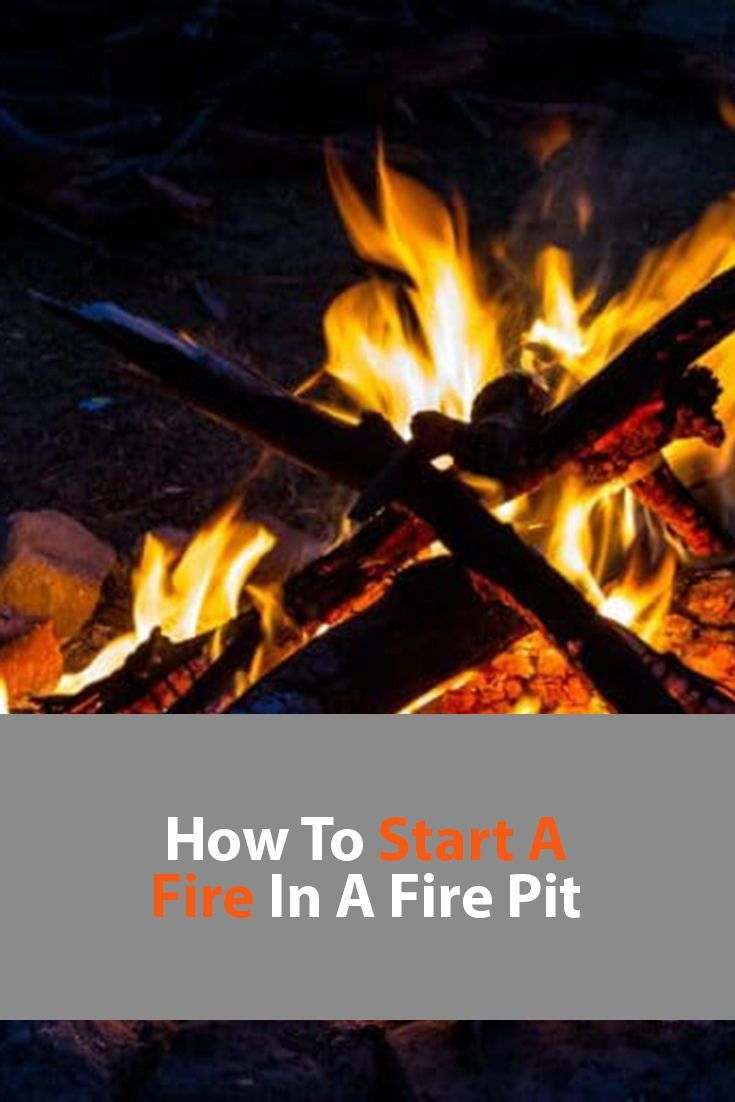 How To Start A Fire In A Fire Pit Fast And Simple Solutions 2021 Fire Pit Fire Pit Backyard Backyard Fire