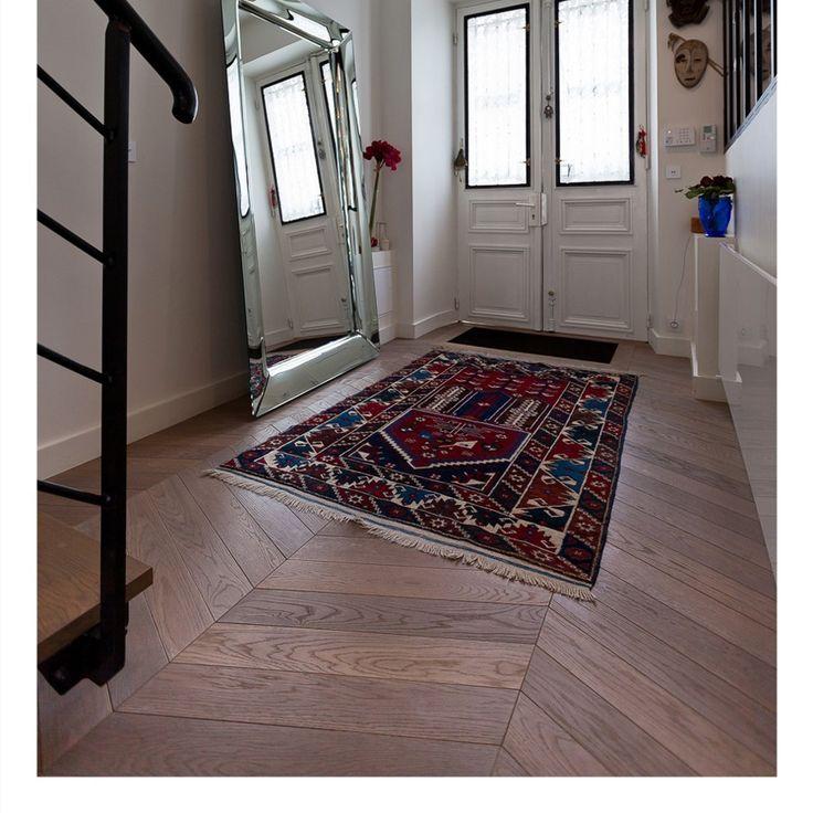 les 25 meilleures id es de la cat gorie parquet chene massif sur pinterest ch ne massif. Black Bedroom Furniture Sets. Home Design Ideas