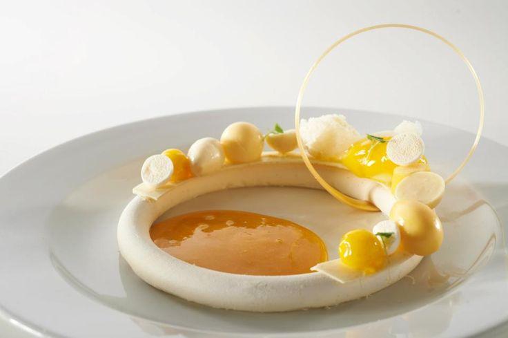 Coupe du Monde de la Patisserie 2013 Plated Dessert - Belgium INSP PARA MARGARITA RIM DESSERT