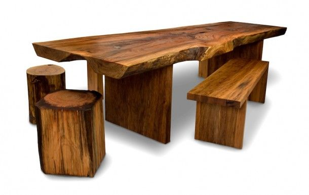 Handcrafted Furniture With A Sustainable Edge, Designed By David Stine