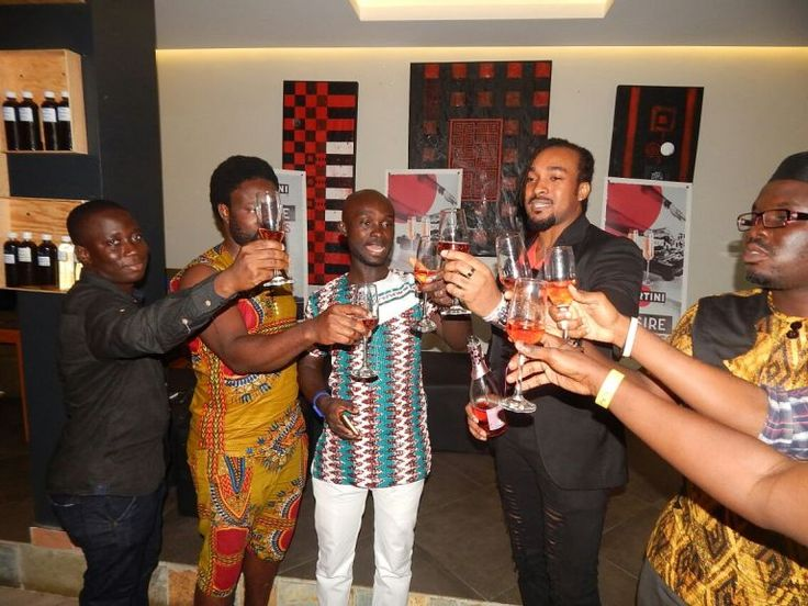 Martini Nigeria Ambassador visits Ghana for Nigeria Independence Day