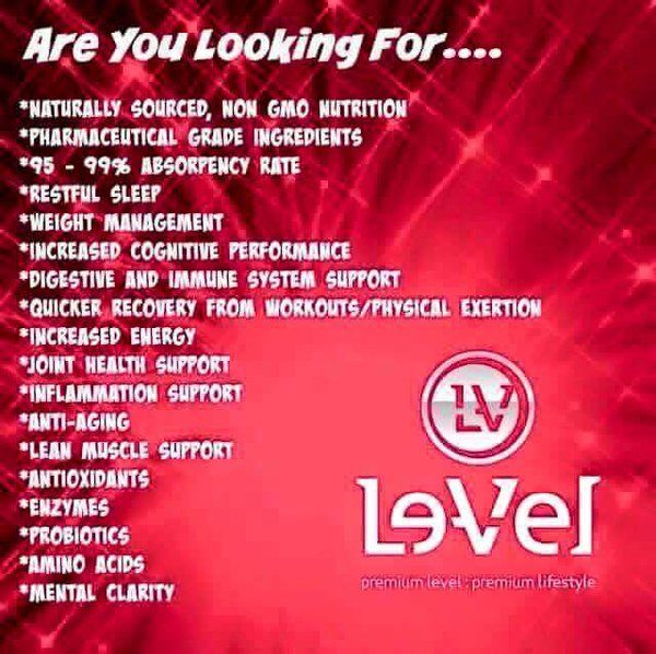 look what level has to offer https://jointhrivetoday.le-vel.com/Login
