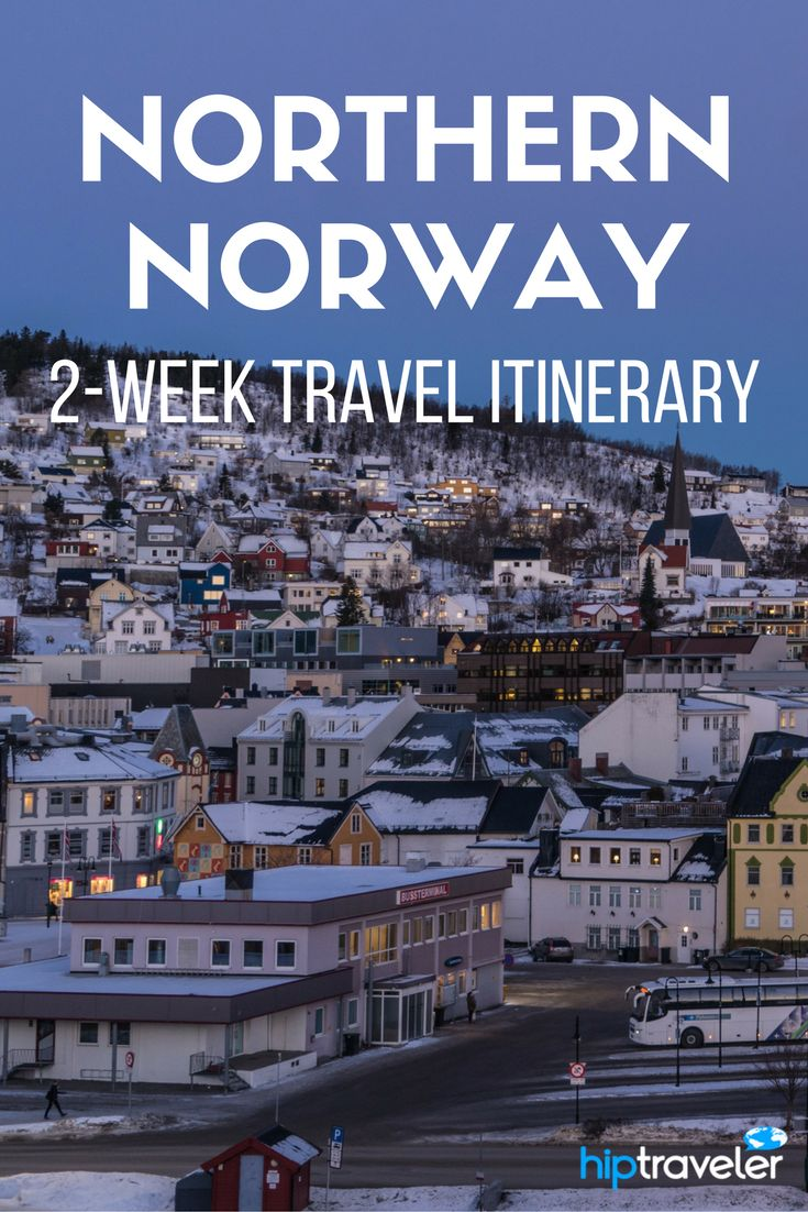 A 2-week northern Norway travel itinerary: From Trondheim to Bodø to Tromsø. Practical tips for your trip! | Blog by HipTraveler: Bookable Travel Stories from the World's Top Travelers