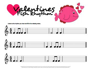 valentine piano lesson