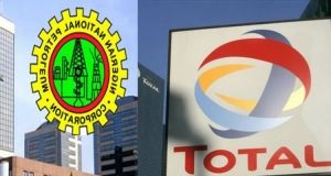 Nigerian National Petroleum Corporation (NNPC), and Total Upstream Companies in Nigeria (TUCN): T...