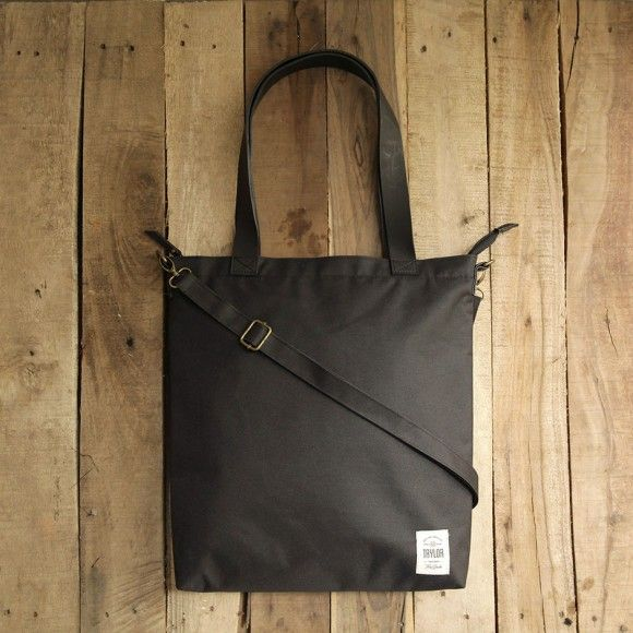 tote bag 402 black. $ 23.33. material: synthetic canvas and leather. size: 40 x 35 x 6 cm. #totebag #unisexbag #stylishbag #canvastotebag #leathertotebag #canvas #leather #black