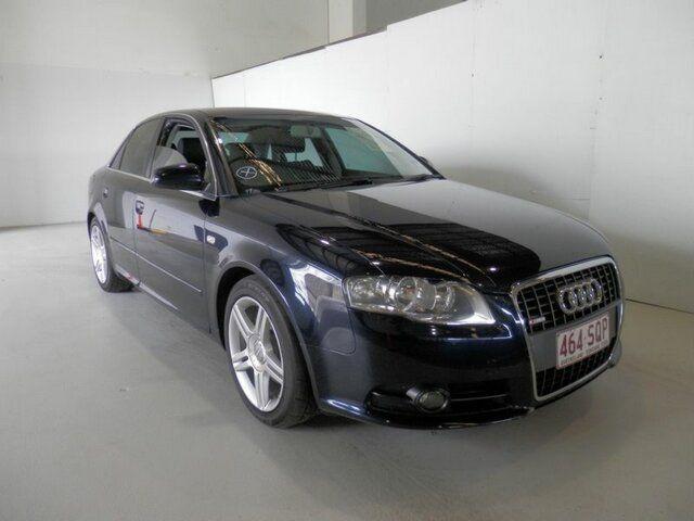 2007 Audi A4 2.0 Tfsi S-Line B7 Sedan Used cars Brisbane at Southside Auto Auctions