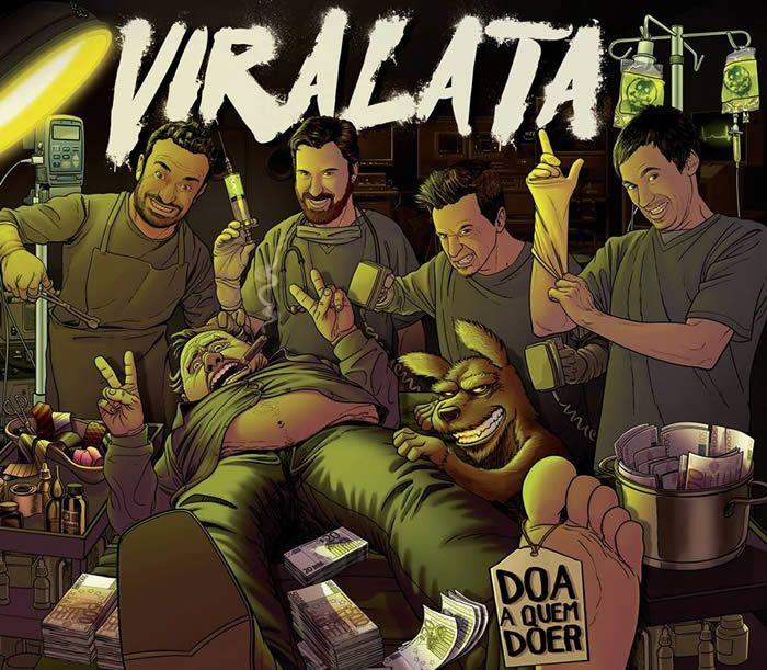 """""""Doa a Quem Doer"""" (Rastilho Records, 2014) é o novo disco dos Viralata. Em rotação por estas bandas, o álbum tem edição e apresentação prevista para 27 de Setembro (22h), no RCA Club (Lisboa). [O..."""
