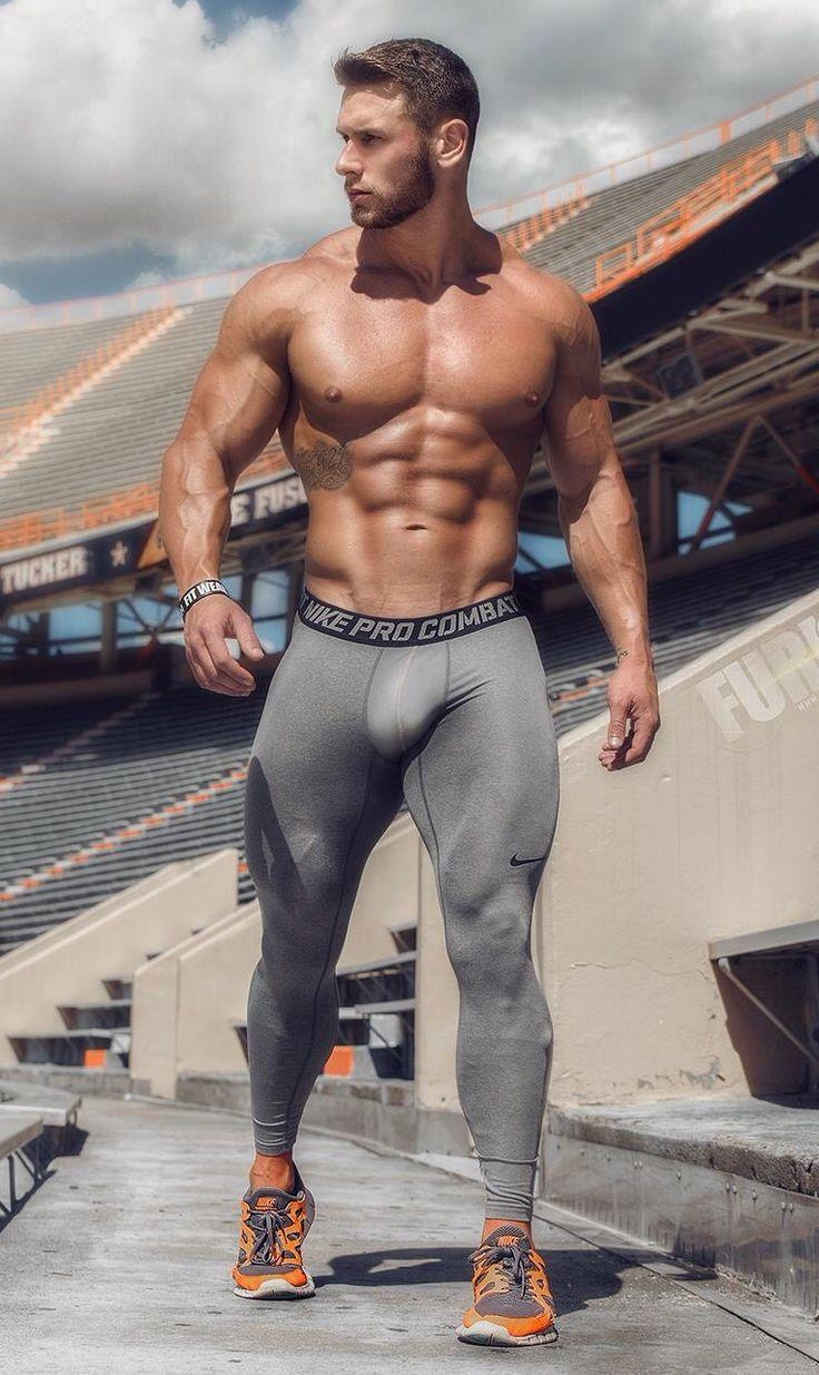 Big dick male model