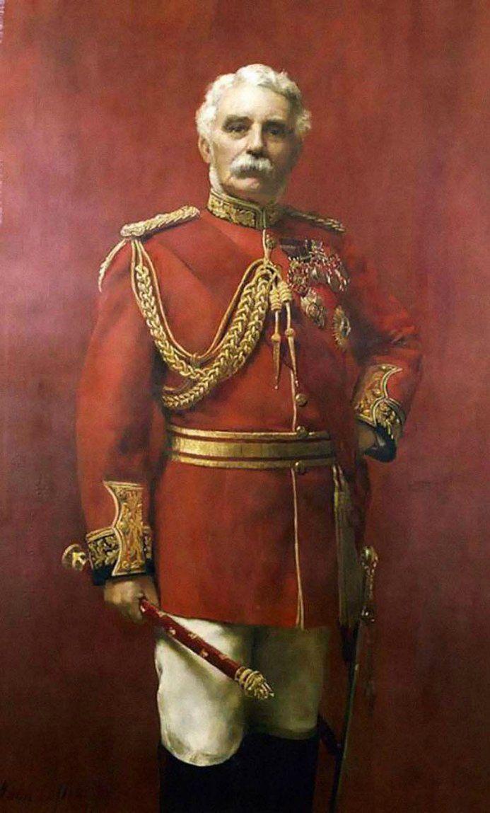 Field Marshal B. F. Haines