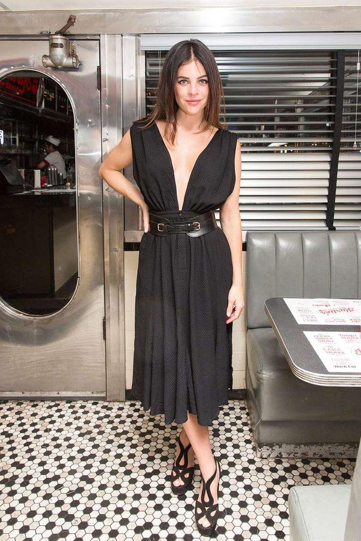 Top looks. Pantalones de cuero y black & white
