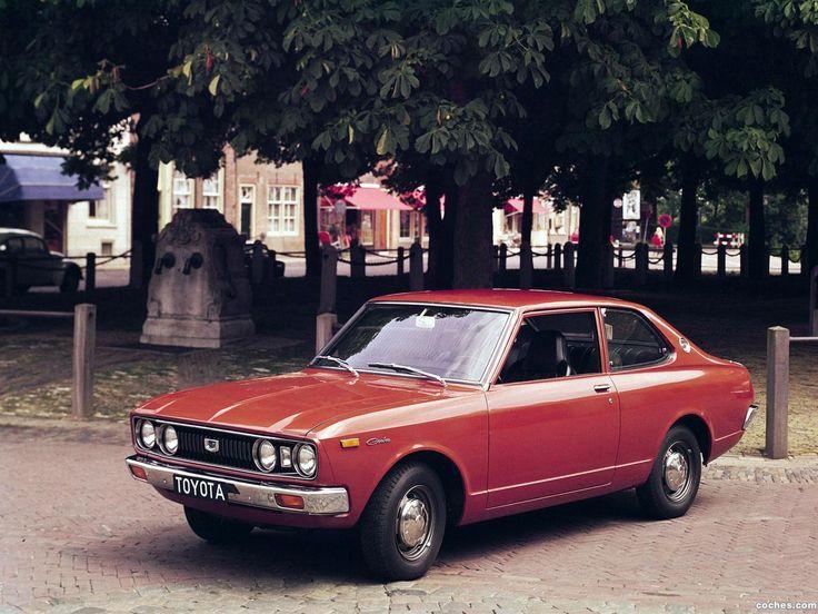 Toyota carina a10 1970 1977