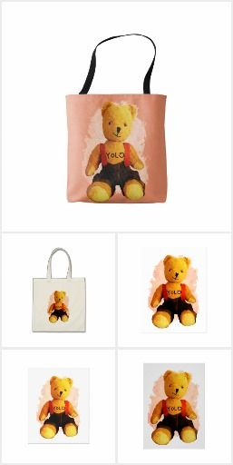 Teddy Yolo designs