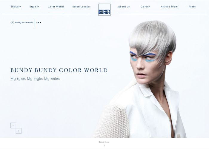 Bundy Bundy | CSS Website