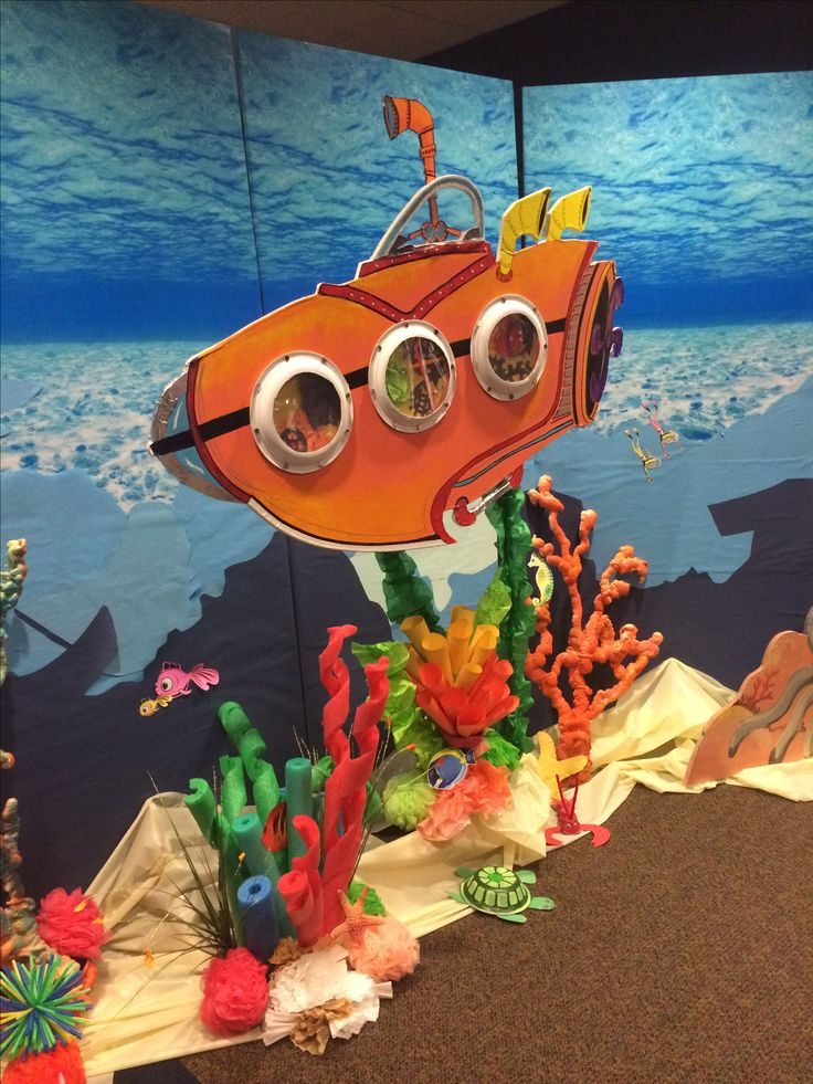 261 Best Images About Vbs 2016 Submerged On Pinterest