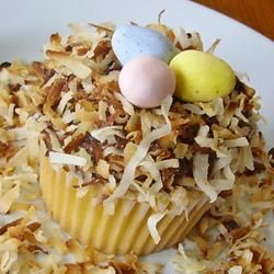 Easter Nests, photo by Christina
