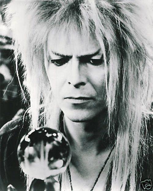 David Bowie as Jareth, Labyrinth