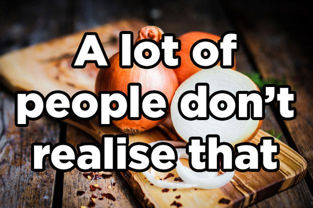 Onions make me sad. | 21 Of The Funniest One-Liner Jokes Ever Told