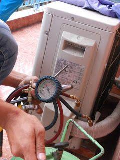 Tại sao máy lạnh rò rỉ ga - Sửa tủ lạnh, máy giặt, máy lạnh