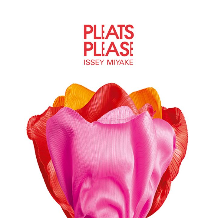 Cheerful meets modern within the folds of Pleats Please. An invitation to have fun! http://bit.ly/1WRL7gz