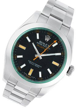 Pre-owned Rolex Milgauss 116400gv. Get the lowest price on Pre-owned Rolex Milgauss 116400gv and other fabulous designer clothing and accessories! Shop Tradesy now