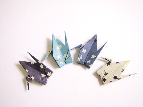 1000+ ideas about Paper Cranes on Pinterest | Origami ... - photo#32