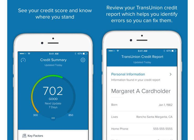 Check Your Credit Score With These 8 Apps Credit score, Check