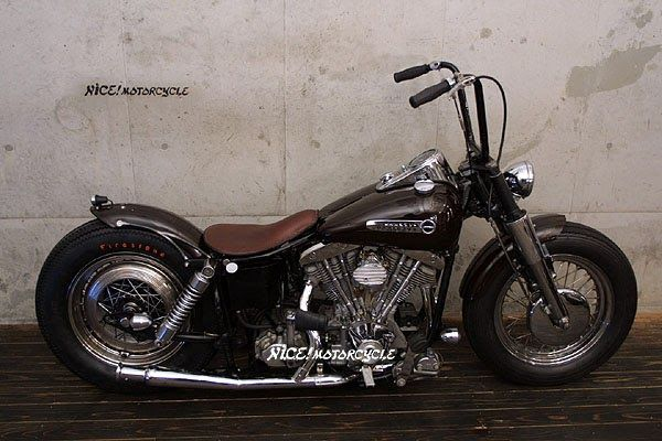 so, there is a 77 shovelhead for sale in my hometown for $4k.  it's pretty ugly.  but i'm ever so tempted to buy it and make it look lik...